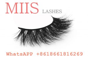 mink 3d fur strip lashes