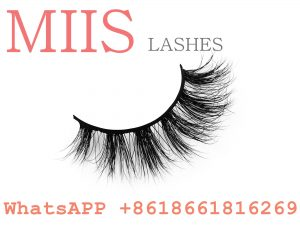 mink fur 3d eyelash