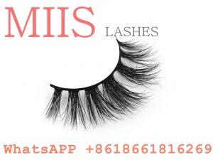 customized 3d silk lashes