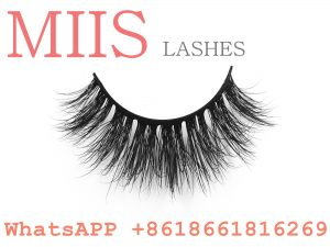 customized own brand real 3d lashes