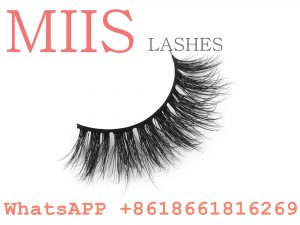 own brand cosmetics 3d mink Lashes