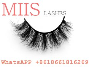Own logo package 3D false eyelashes